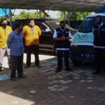 MDMC Kutim Kirim Logistik dan Relawan Bencana Banjir di Kalsel dan Gempa Bumi di Sulbar