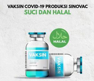 Sebelas Fakta Seputar Vaksin Sinovac
