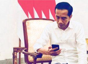 UU ITE Dianggap Bungkam Kebebasan Berekspresi, Presiden Jokowi Dorong Lakukan Revisi