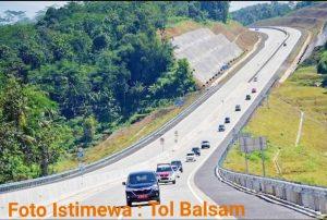 Isran Noor Usulkan 9 Proyek Nasional, Termasuk Ruas Jalan Tol Samarinda-Bontang Bakal Digarap 2022 Mendatang