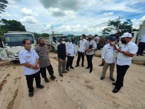 Unggah Kondisi Jalan Pattimura Akibat Longsor di Medsos, DPRD Samarinda ini Minta Pemprov Kaltim Segera Perbaiki