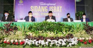 Pemerintah Resmi Tetapkan Sholat Idul Fitri 13 Mei 2021