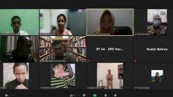 FPSP dan TNI-Polri Hingga Pemeritah Gelar Diskusi Publik Ajak Pemuda Berperan Aktif Tangani Dampak Covid-19