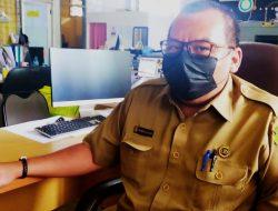 Perindah RTH, DLH Samarinda Gencar Lakukan Penanaman Tanaman Hias