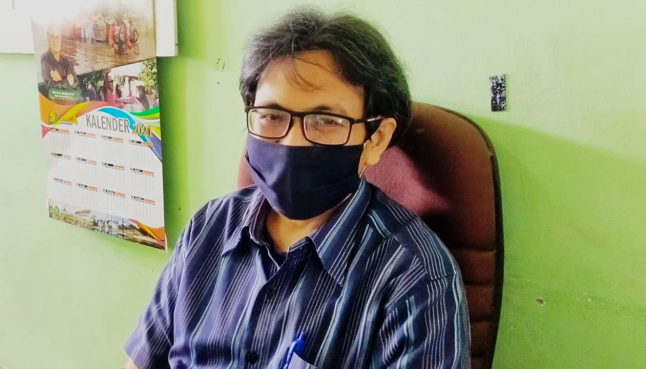 Kepala Seksi (Kasi) Pemantauan Lingkungan DLH Samarinda, Tommy Prayudi Soemarie.