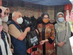 Pemkot Bontang Terima 1.000 Paket Bantuan dari IKA Unmul