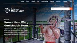 Tampilan Situs JME di website.